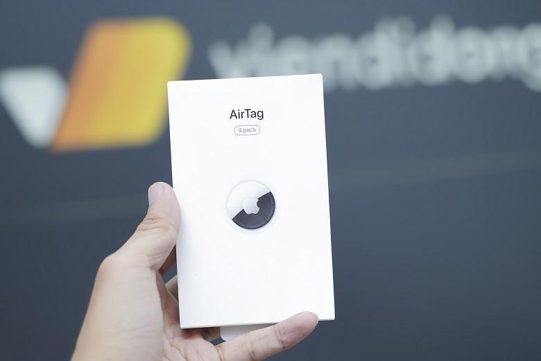 AirTag được bán tại Viện Di Động