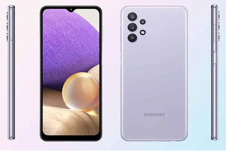 Galaxy A22 được trang bị cụm 4 camera đặt ở phía mặt lưng. Bộ 4 camera chính bao gồm: camera chính 16MP, camera góc rộng 8MP, camera macro 2MP và camera đo độ sâu 2MP