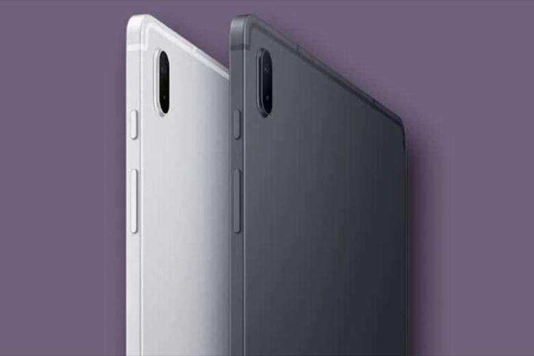 Galaxy Tab S7 FE có một cảm biến camera sau 8MP và một camera selfie 5MP, có thể thấy là thông số này có vẻ thấp hơn dòng Galaxy Tab S7 một chút và giống như dòng Galaxy Tab S6.