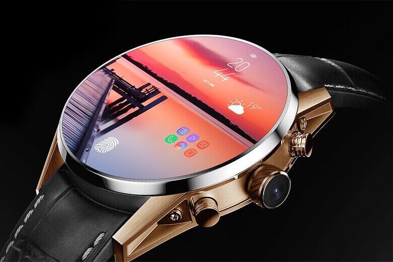 Galaxy Watch 4 sẽ được chạy trên hệ điều hành WearOS của Google thay vì Tizen.