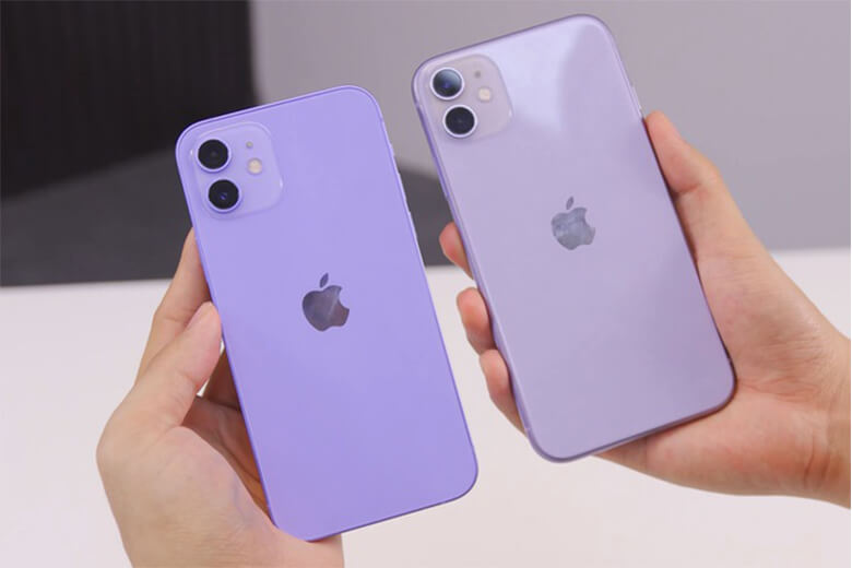 iPhone 12 256GB màu tím (Purple) được trang bị bộ vi xử lý A 14 Bionic 5 nanomet lần đầu tiên được tích hợp trong điện thoại thông minh của Apple mang lại hiệu suất tốt nhất trên phân khúc chip dành cho smartphones ở thị trường hiện nay.