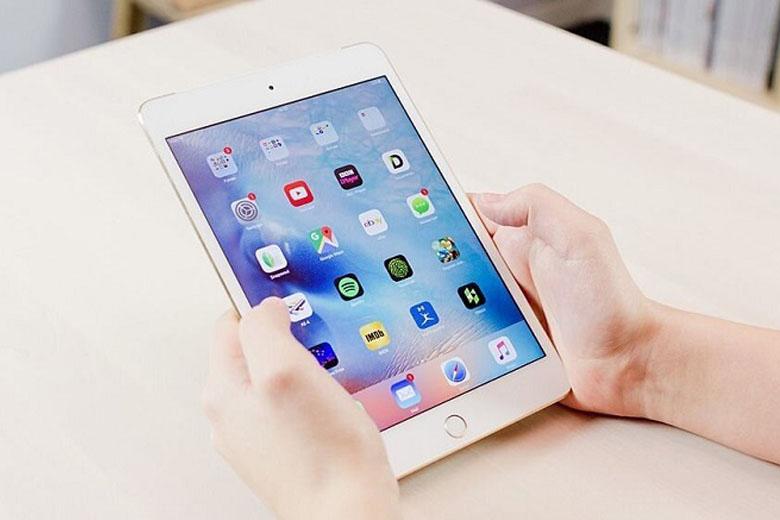 Màn hình nhỏ nhưng iPad mini lại có cấu hình mạnh, camera tốt, màn hình sắc nét