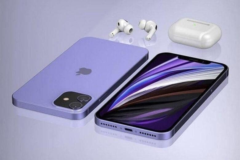 iPhone 12 128GB màu tím (Purple) có tính năng Face ID hoạt động nhanh nhạy như trên dòng iPhone 11. Người dùng chỉ mất khoảng 1 giây để xác nhận, mở khoá điện thoại vào màn hình chính. Bên cạnh đó, Face ID còn có thể sử dụng cho việc đăng nhập mật khẩu, thanh toán hay mua hàng online.