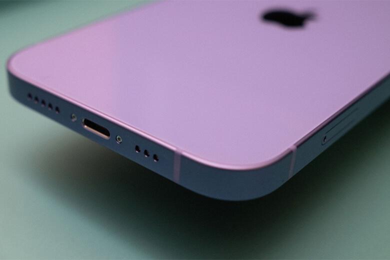 iPhone 12 64GB màu tím (Purple) được trang bị trong mình một con chip A14 Bionic sẽ đi kèm với lõi Hexa, tốc độ xung nhịp lên đến 3.1 GHz cao hơn 400MHz so với 2.7 GHz của A13 Bionic đang tích hợp trên iPhone 11