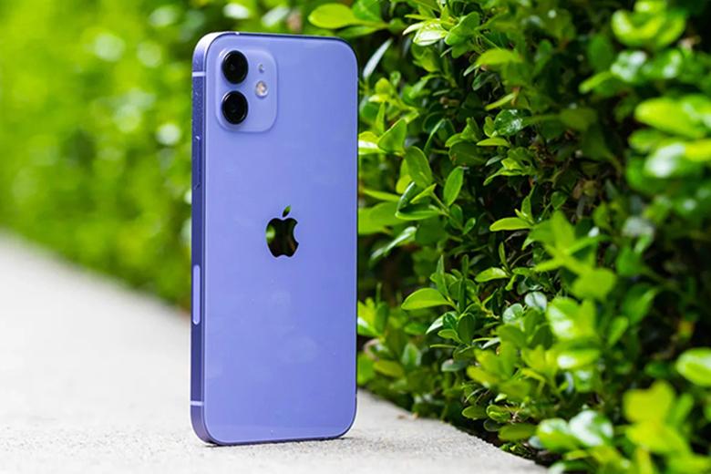 iPhone 12 màu tím mới