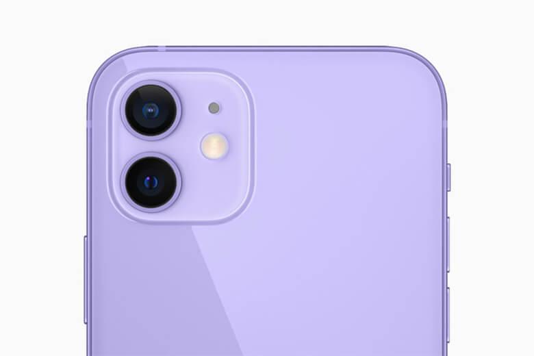 iPhone 12 mini 128GB màu tím (Purple) có cùng một camera selfie rộng, siêu rộng và camera selfie được tìm thấy trên iPhone 12. Với độ phân giải lần lượt chạm mức 12MP giúp thiết bị chụp ảnh và quay video xuất sắc và luôn cung cấp cho người dùng những hình ảnh tuyệt vời.