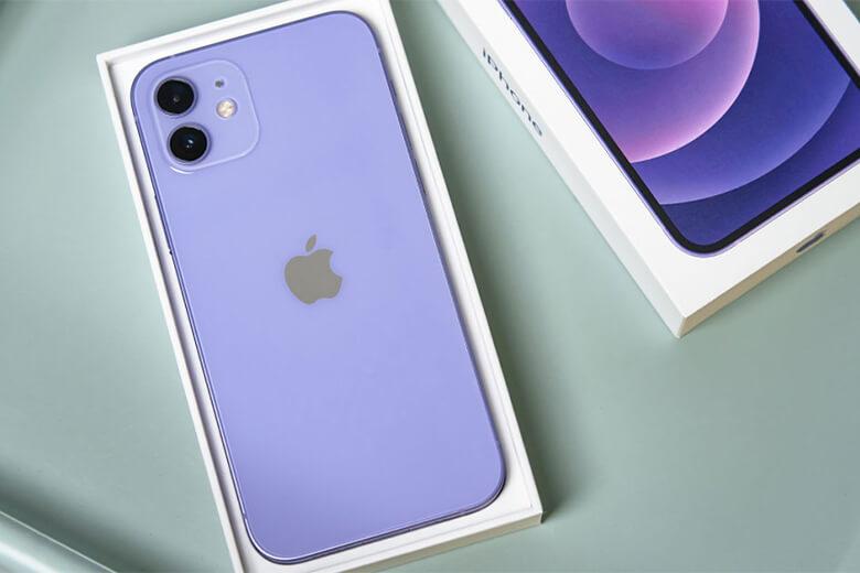 iPhone 12 mini 128GB màu tím (Purple) này một con chip ưu tú vượt trội A14 Bionic. Con chip này có 6 nhân bao gồm 2 nhân hiệu năng cao và 4 nhân tiết kiệm điện năng và có hiệu năng CPU mạnh hơn 40% con chip tiền nhiệm của dòng iPhone 11 Series