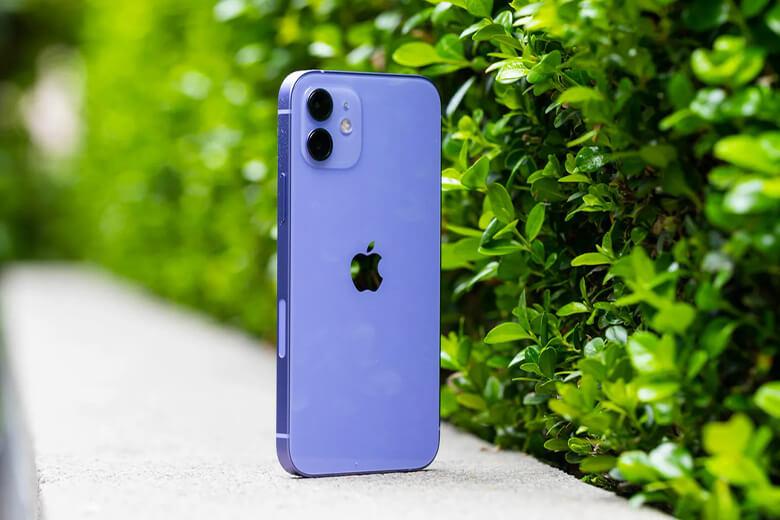 iPhone 12 mini 64GB màu tím (Purple) được trang bị con chip A14 Bionic. Có thể nói rằng, con chip này mang trong mình một hiệu năng mạnh mẽ, nổi trội nhất hiện nay. Chip A14 Bionic được sản suất theo tiến trình 5nm với 6 nhân CPU cùng 4 nhân GPU