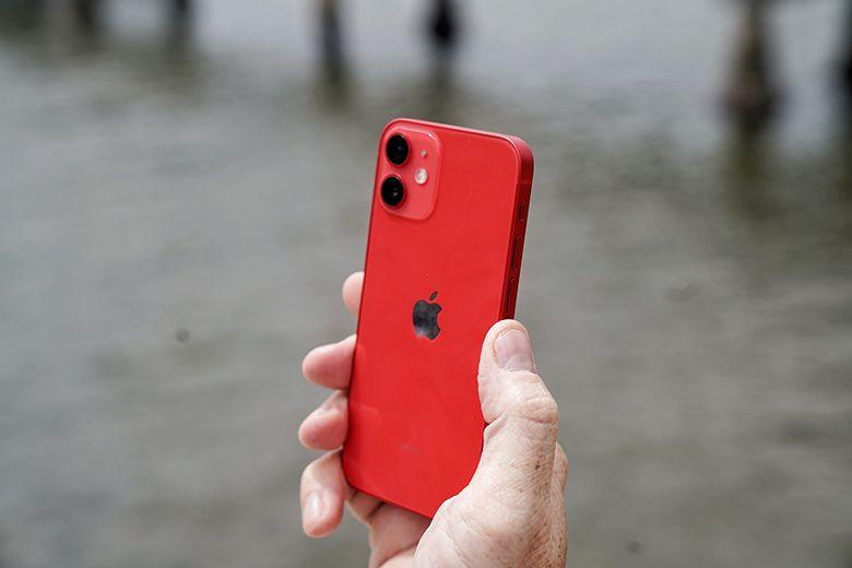 iPhone 12 mini màu đỏ