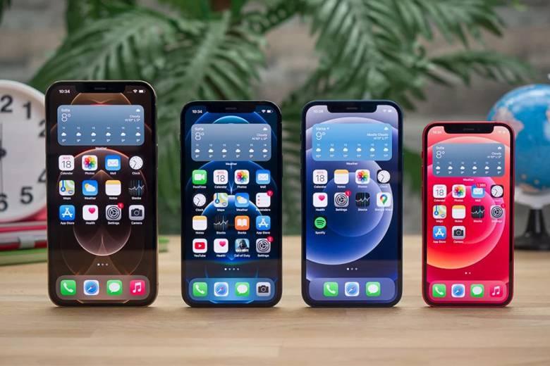 Điện thoại iPhone 12 Series