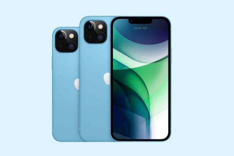 Hiệu năng iPhone 13 và iPhone 13 mini mạnh mẽ, dung lượng bộ nhớ lớn