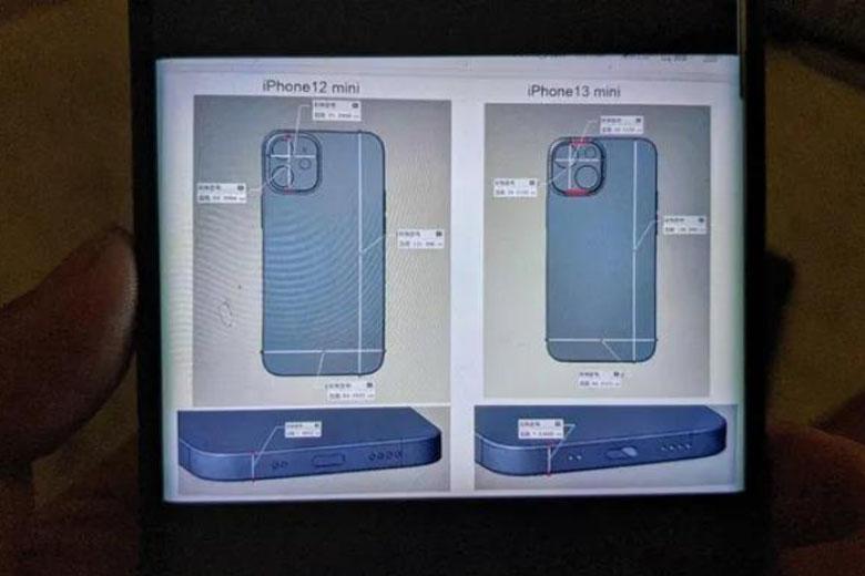 iPhone 13 và iPhone 13 mini có bao nhiêu phiên bản bộ nhớ?