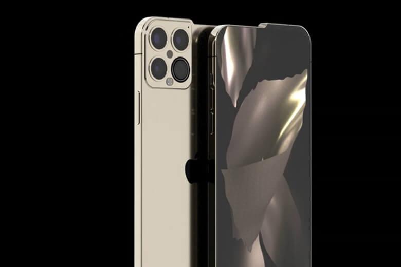 iPhone M1 có tổng thể không có nhiều sự khác biệt như dòng iPhone 12 vừa ra mắt cách đây không lâu. Điện thoại iPhone M1 cũng được Apple thiết kế khung nhôm bóng loáng cùng 4 cạnh bo vuông góc