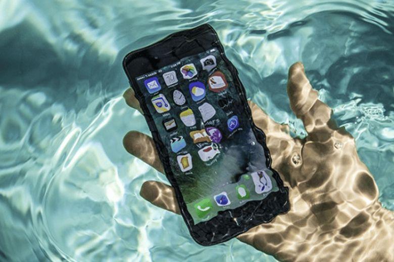iPhone 7 có khả năng chống nước