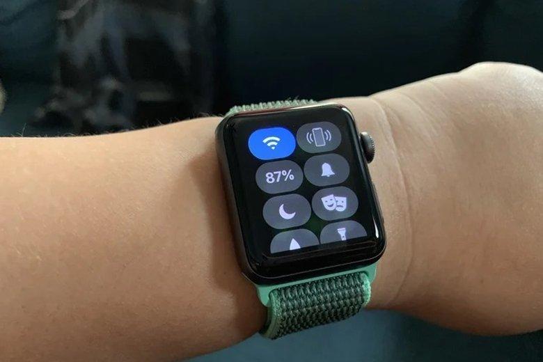 Apple Watch chỉ có GPS có thể kết nối Wi-Fi