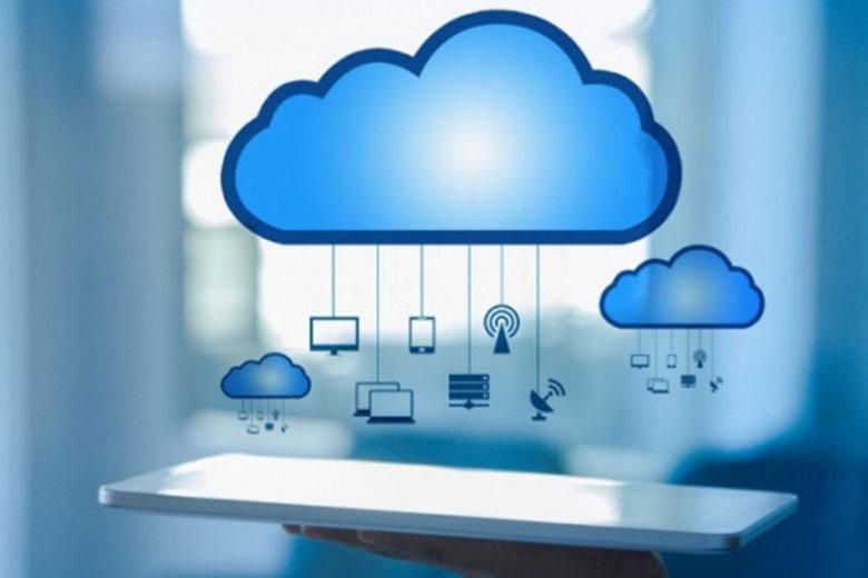 Lưu ảnh bằng ứng dụng lưu trữ đám mây