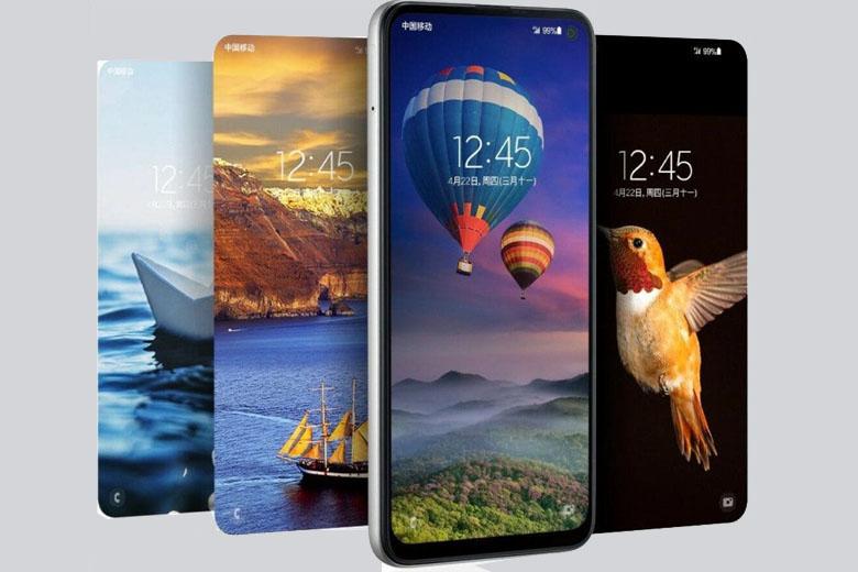Samsung Galaxy F52 5G có màn hình 120Hz sắc nét, cuộn mượt hơn