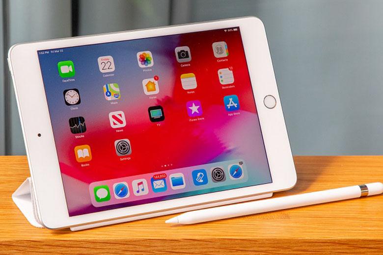 iPad mini cũng được hỗ trợ nhiều tính năng hấp dẫn như các phiên bản khác