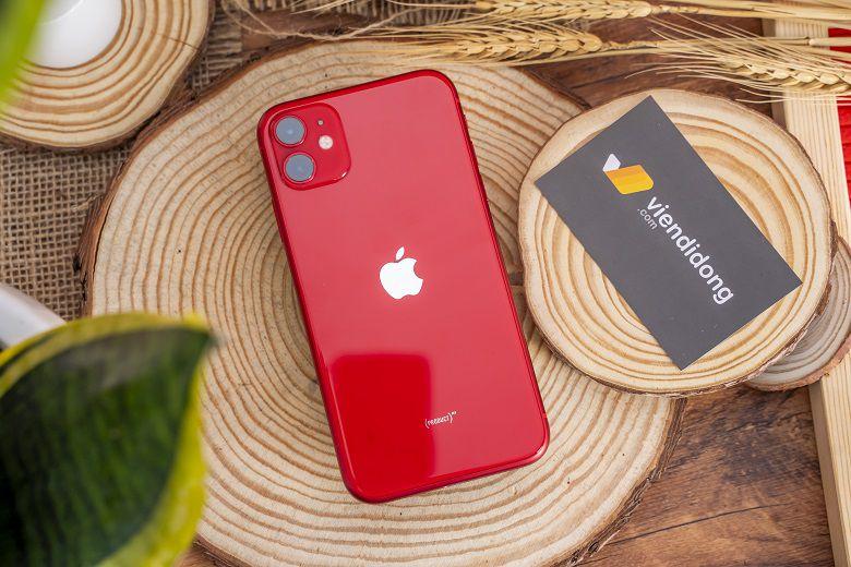 Camera trên iPhone 11
