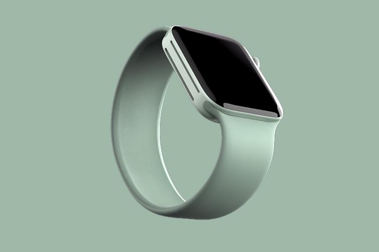 Màu sắc mới trên Apple Watch Series 7