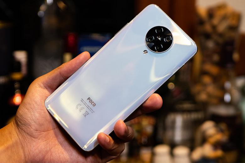 Điện thoại Poco sở hữu nhiều ưu điểm với mức giá hấp dẫn người dùng