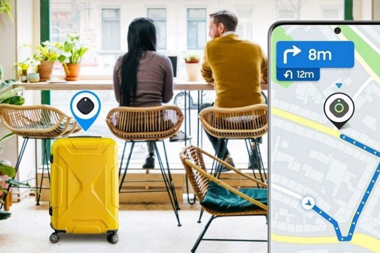 Apple AirTag và Samsung SmartTag: Bạn nên mua cái nào? samsung galaxy smarttag viendidong
