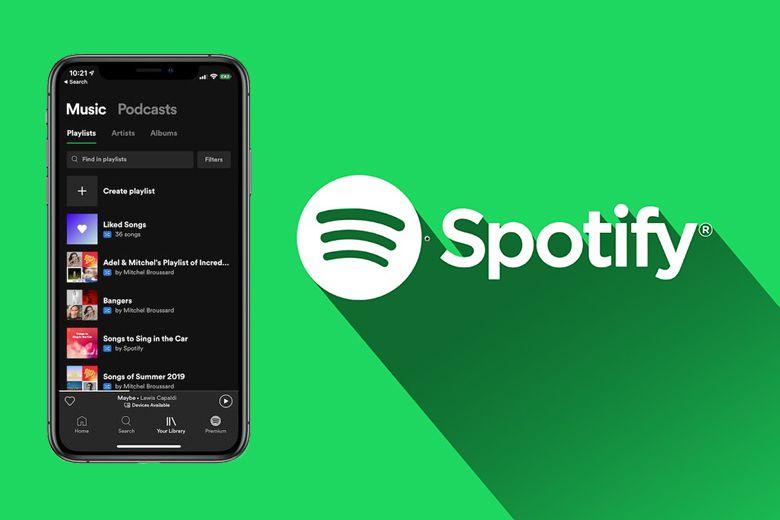Spotify – Kho tàng podcast khổng lồ