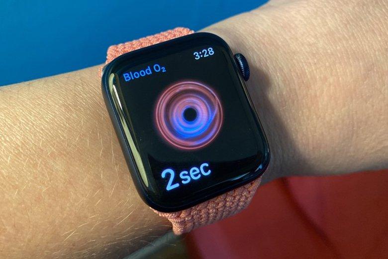 Theo dõi hoạt động và tập luyện trên Apple Watch