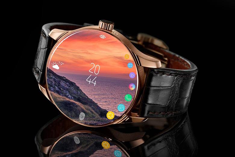 Galaxy Watch 4 được Samsung thiết kế giống với phiên bản tiền nhiệm Galaxy Watch 3 với vẻ ngoài cổ điển mà thanh lịch.