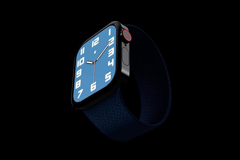 Thiết kế tin đồn của Apple Watch Series 7