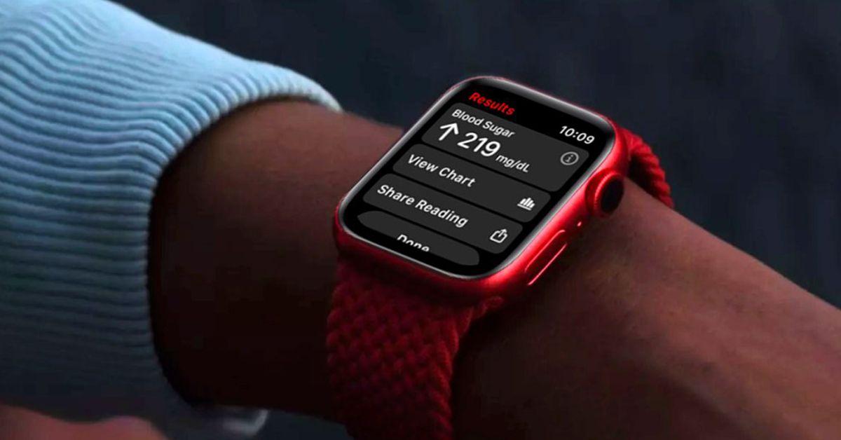 Apple Watch Series 7 sẽ có tính năng theo dõi lượng đường trong máu
