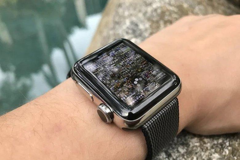 Khoe những bức ảnh yêu thích trên Apple Watch