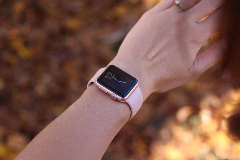 Xem giờ trên Apple Watch