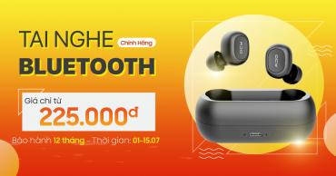 Tai nghe Bluetooth chính hãng giá chỉ từ 225k 1200x677 5