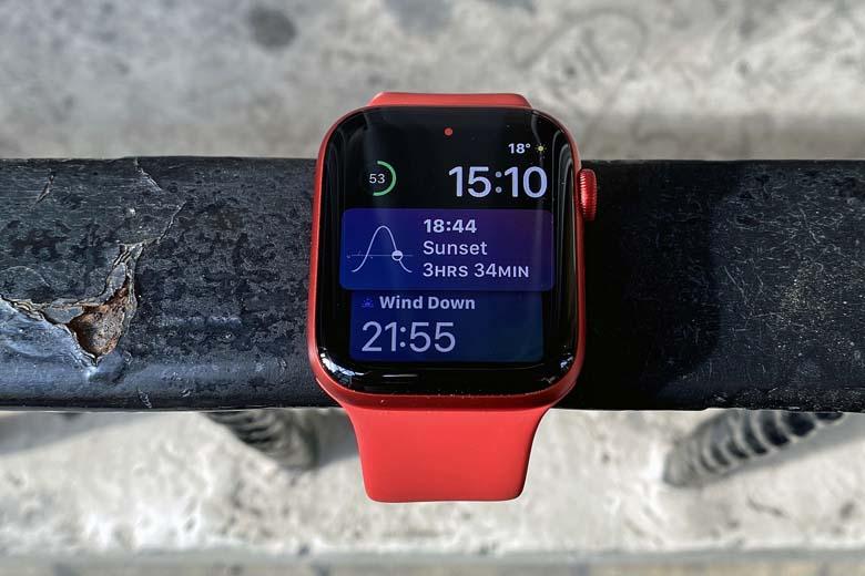 Apple Watch Series 6 có màn hình luôn bật