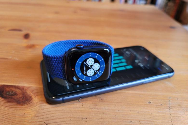 Apple Watch Series 6 sở hữu nhiều tính năng hấp dẫn