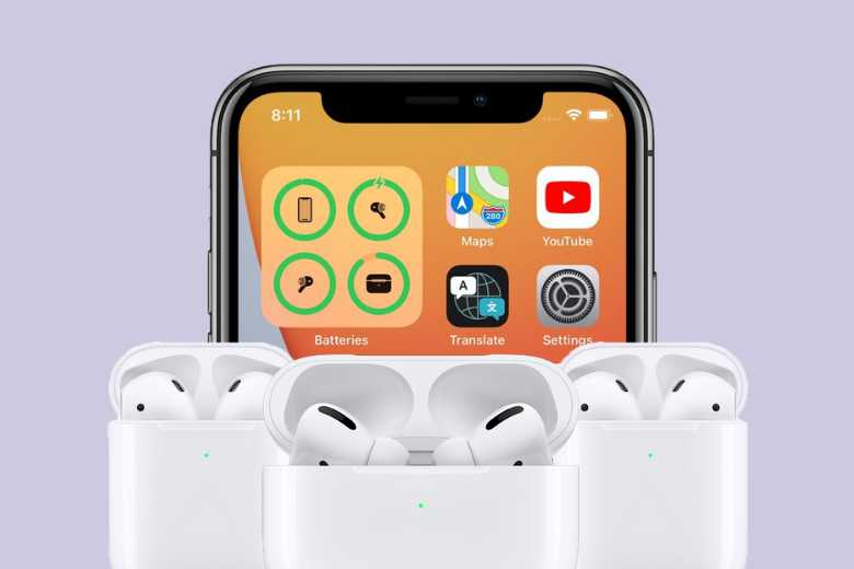 Tai nghe AirPods Apple
