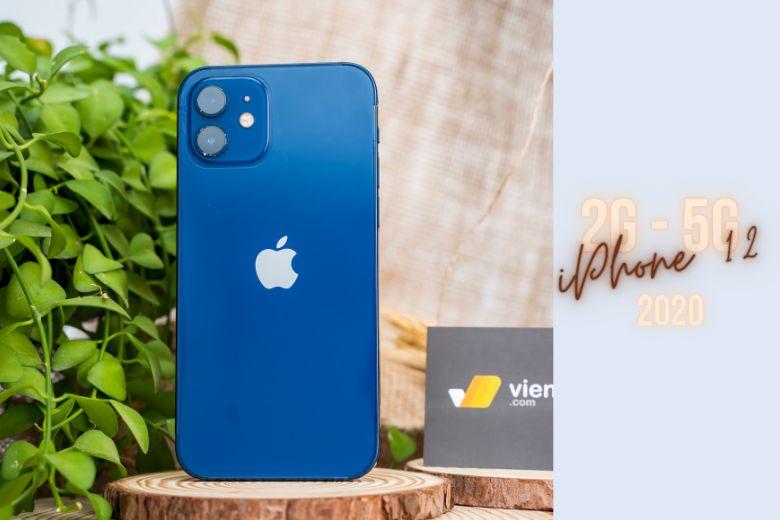 iPhone 12 và 12 Pro đã hỗ trợ 5G