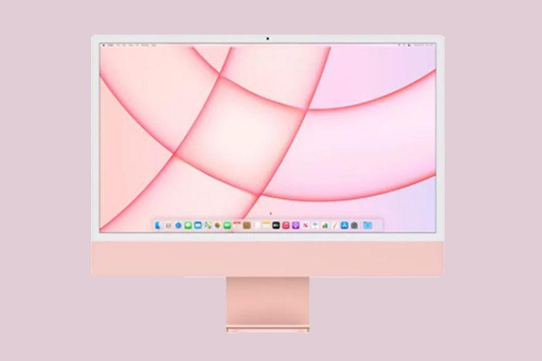 iMac màu hồng
