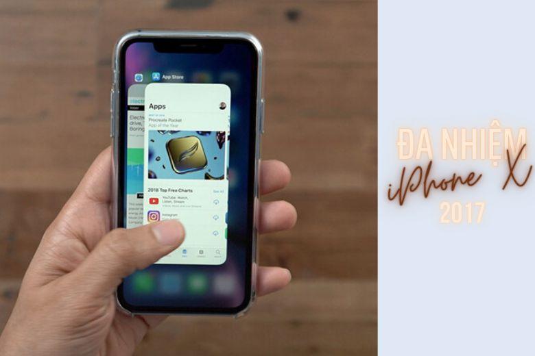 Khả năng đa nhiệm trên iPhone