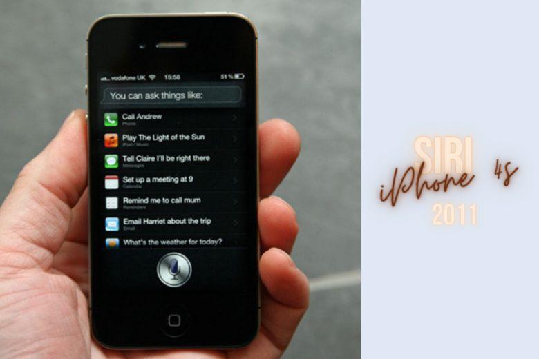 Siri trên iPhone 4s