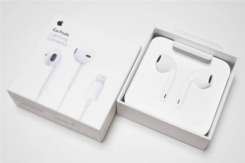 Tai nghe iPhone chính hãng, zin 100% đến từ Apple