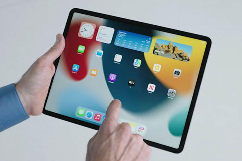 Những thay đổi trên iPadOS 15