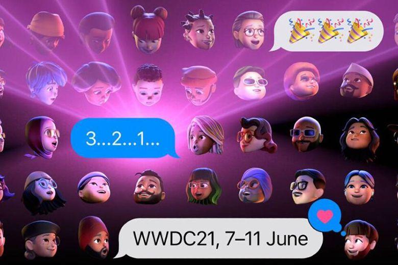 Sự kiện WWDC 2021