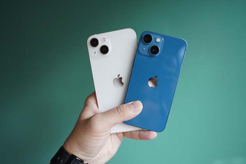 iPhone 13 mini 256GB Chính Hãng iPhone 13 64gb viendidong 100