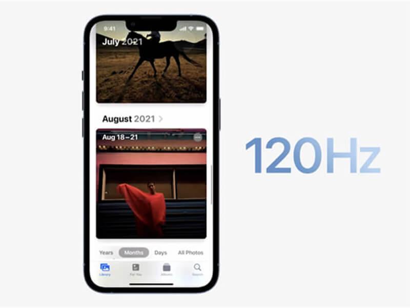 iPhone 13 Pro 128GB Chính hãng man hinh iphone 13 pro 128gb 120hz didongviet
