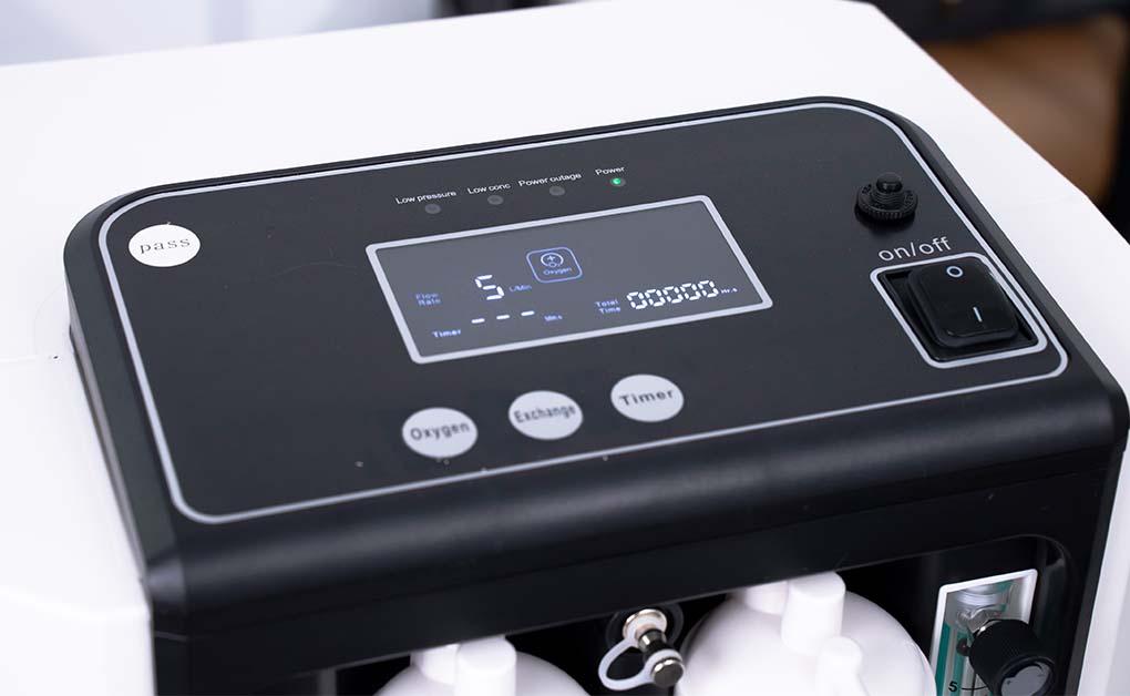 Máy tạo Oxy 10 lít Owgels OZ-5-01NW0 (OZ-5-01GWO)